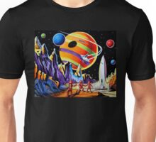 NEW WORLDS Unisex T-Shirt