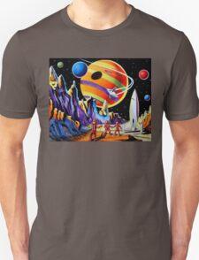 NEW WORLDS Unisex T-Shirt