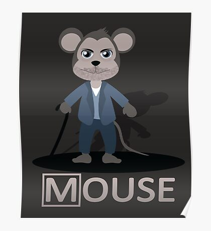 Dr Mouse Poster