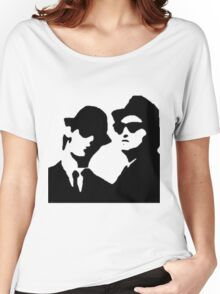 blues brothers Women's Relaxed Fit T-Shirt