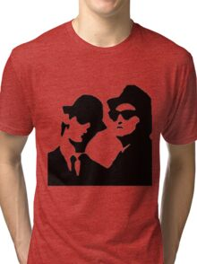 blues brothers Tri-blend T-Shirt