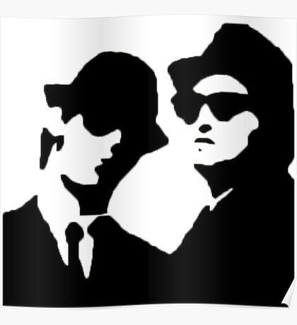 blues brothers Poster
