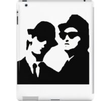 blues brothers iPad Case/Skin