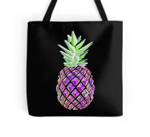 Psychedelic Pineapple Tote Bag