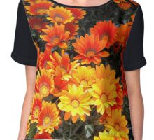 May Flower Festival-Tuscany Chiffon Top