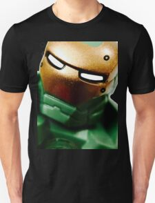 Gone Under Water to save a Cap T-Shirt