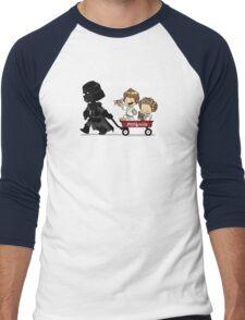 Wagon Ride Men's Baseball ¾ T-Shirt
