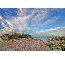 An Invitation – Florida Seascape  Photographic Print