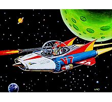 V-7 SPACE SHIP Photographic Print