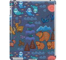 National park iPad Case/Skin