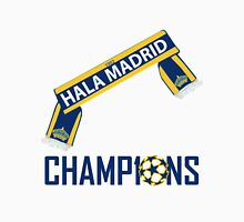 HALA MADRID WINNERS CHAMPIONS LEAGUE Unisex T-Shirt