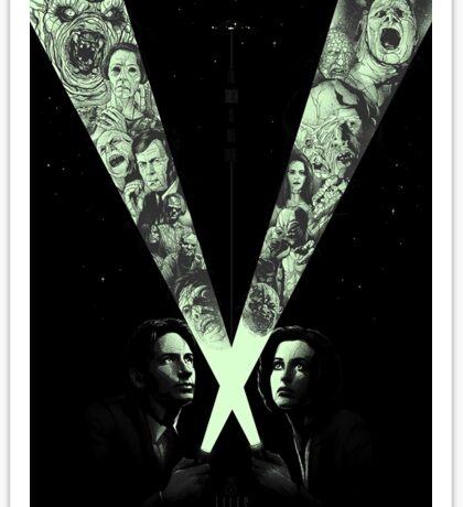 The X-Files Sticker