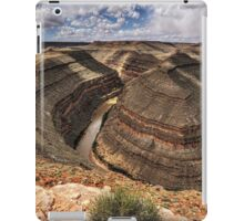 Goosenecks State Park iPad Case/Skin