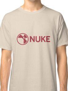 THE FOUNDRY - NUKE Classic T-Shirt