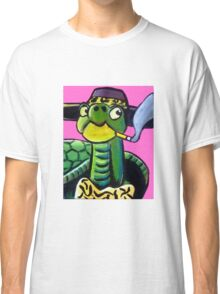Turtle Pimp Classic T-Shirt