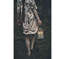 Little Lost Girl 2 Photographic Print
