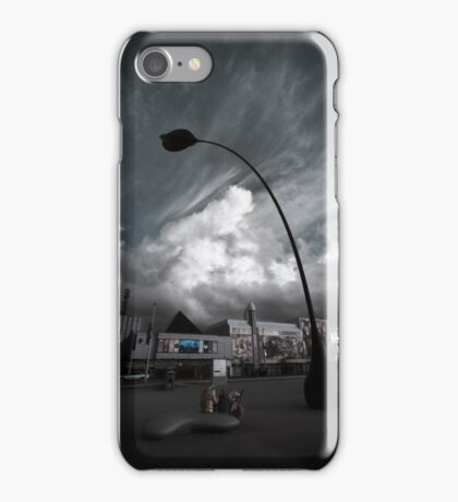 Blackpool 3 iPhone Case/Skin