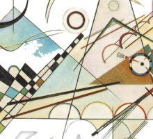 Kandinsky, Composition VIII Sticker