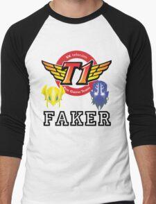 Faker v2 Men's Baseball ¾ T-Shirt