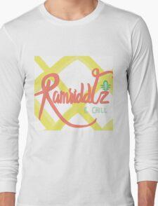 Ramriddlz & Chill Long Sleeve T-Shirt