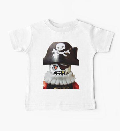 Lego Zombie Pirate minifigure Baby Tee