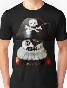 Lego Zombie Pirate minifigure Unisex T-Shirt