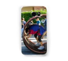 Barrel rolling competition, Paciano, Umbria, Italy Samsung Galaxy Case/Skin