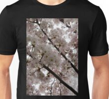 Spring is Beautiful - A Cloud of Pastel Pink Blossoms Unisex T-Shirt