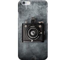 Old Box Film Camera iPhone Case/Skin