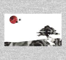Awakening - Zen Landscape Art Baby Tee