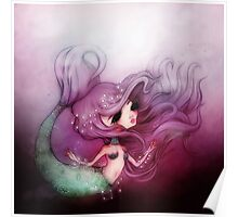 Mermaid Princess Poster