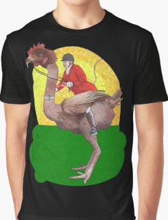 Genetically modified fox hunting Graphic T-Shirt