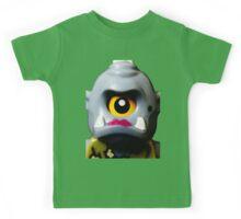 Lego Lady Cyclops minifigure Kids Tee