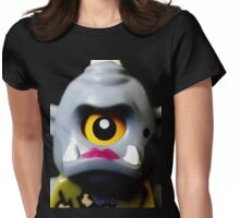 Lego Lady Cyclops minifigure Womens Fitted T-Shirt