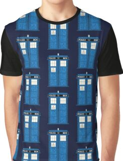 Time and Relative Dimensions in Space Graphic T-Shirt