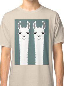 LLAMA TWINS Classic T-Shirt