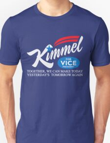 Jimmy Kimmel for VP Unisex T-Shirt