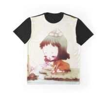 Embarking on a Curious Adventure Graphic T-Shirt