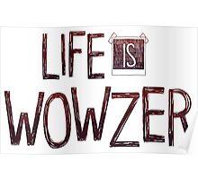 Life is strange Wowzer Poster