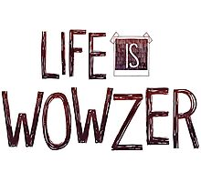 Life is strange Wowzer Photographic Print