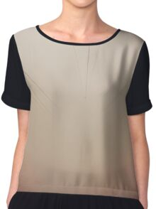 Into the Fog Chiffon Top