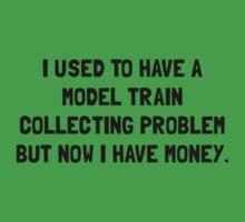Money Model Train Problem Kids Tee