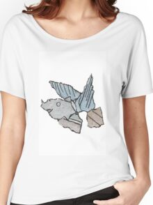 021 Women's Relaxed Fit T-Shirt