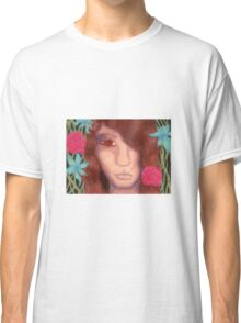 Oil Pastel Dionysus Classic T-Shirt