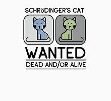Cute Schrödinger's Cat Unisex T-Shirt