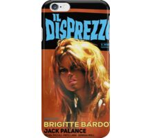 Il Disprezzo iPhone Case/Skin