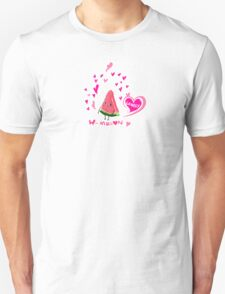Lonely Watermelon Unisex T-Shirt