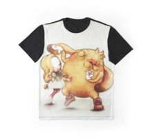 Haters Gonna Hafta Wait Graphic T-Shirt