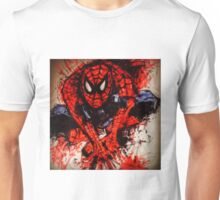 Spider-Man mash up by Fanny Gogh Unisex T-Shirt