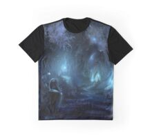 Will O the Wisp Graphic T-Shirt